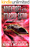 Adventures of the Starship Satori: Omnibus 2 (Books 4-6) (Starship Satori Omnibus)