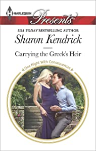 Carrying the Greek's Heir (One Night With Consequences Series Book 8)