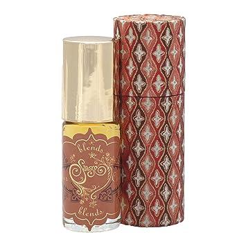 Amazon.com: Sage ámbar y cornalina Aceite de Perfume Roll-On ...