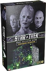 Star Trek: The Next Generation Next Phase Edition Deck Building Game
