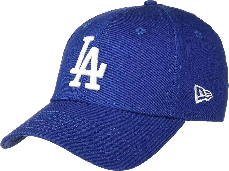 New Era Los Angeles Dodgers 9forty Adjustable Women Cap League Essential
