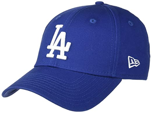 36757d6c405c New Era Los Angeles Dodgers 9forty Strapback Cap Royal Adjustable 940  Basecap