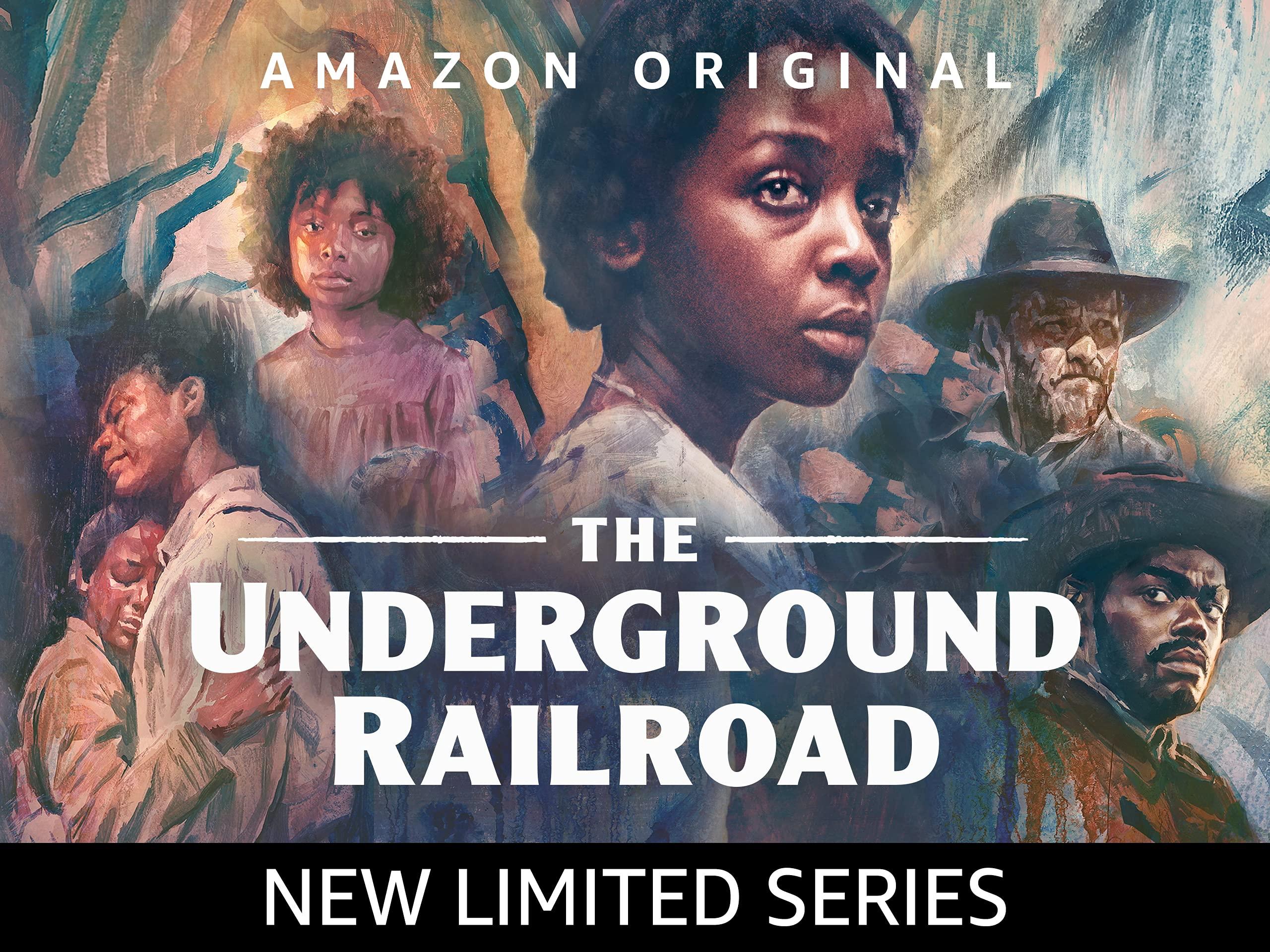 Watch The Underground Railroad | Prime Video