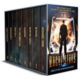 Rogue Stars: 8 Novels of Space Exploration and Adventure