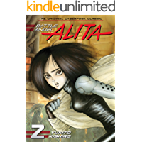 Battle Angel Alita Vol. 2 (English Edition)