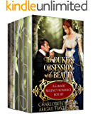 The Duke's Obsession with Beauty: 6 Book Regency Romance Box Set