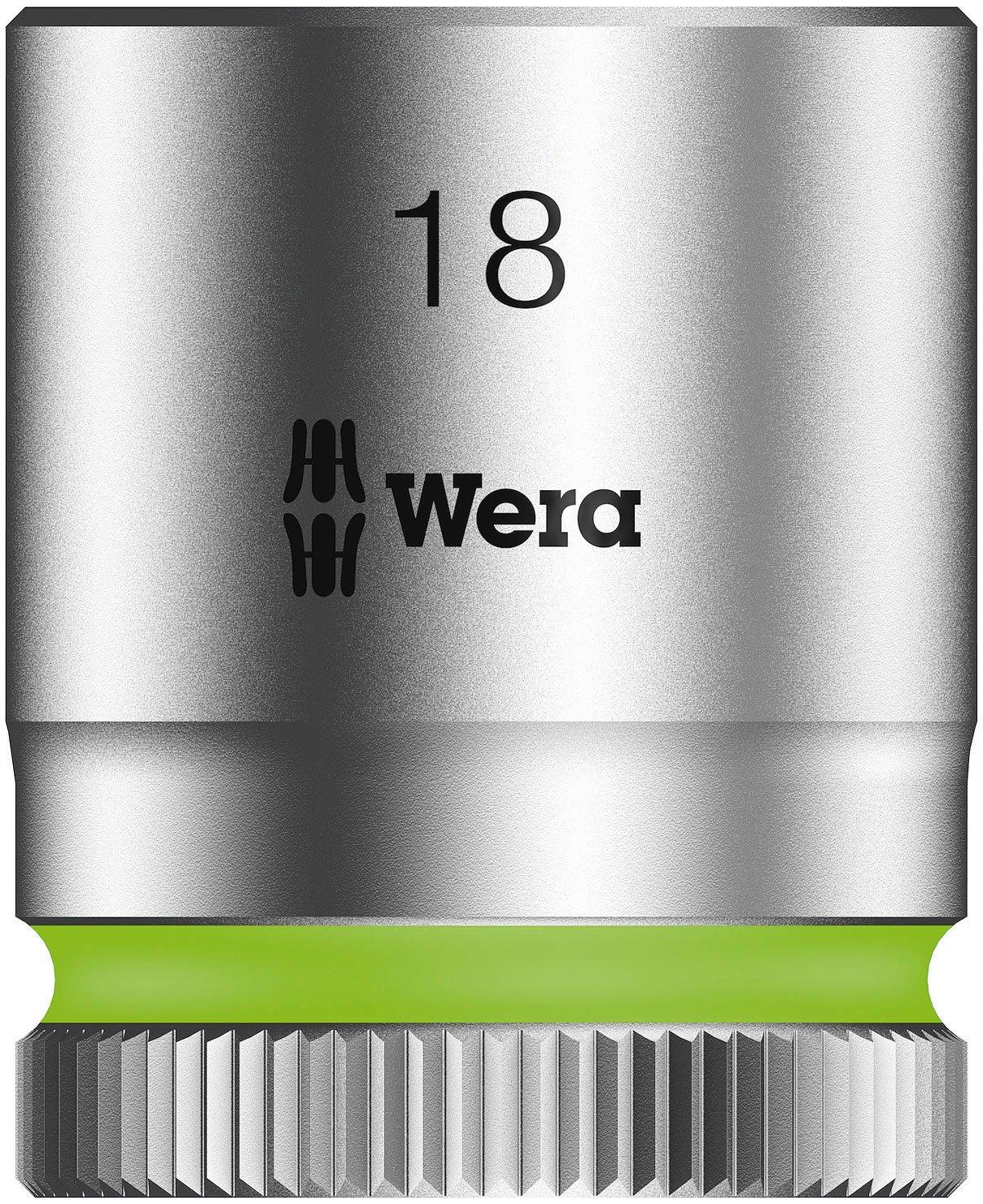 10.0 mm Wera 8790 HMB Zyklop-Steckschl/üsseleinsatz mit 3//8 Zoll-Antrieb 05003555001