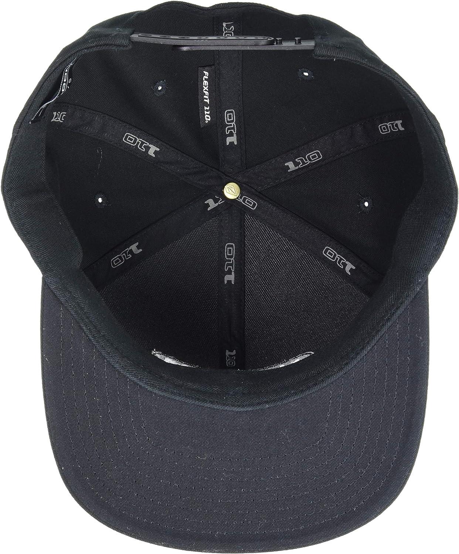 Volcom Casquette Euro 110 Black