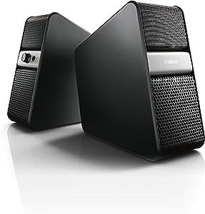 Yamaha NX-B55 Premium Computer Speakers with Bluetooth,Black