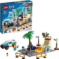 LEGO® City Skate Park 60290 Building Kit