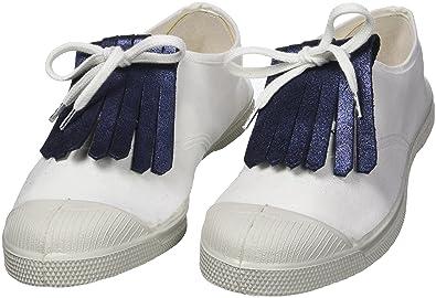 9936a1212e6df4 Bensimon PATTES MEXICAINES Bijoux de chaussures, Bleu (Marine) One Size