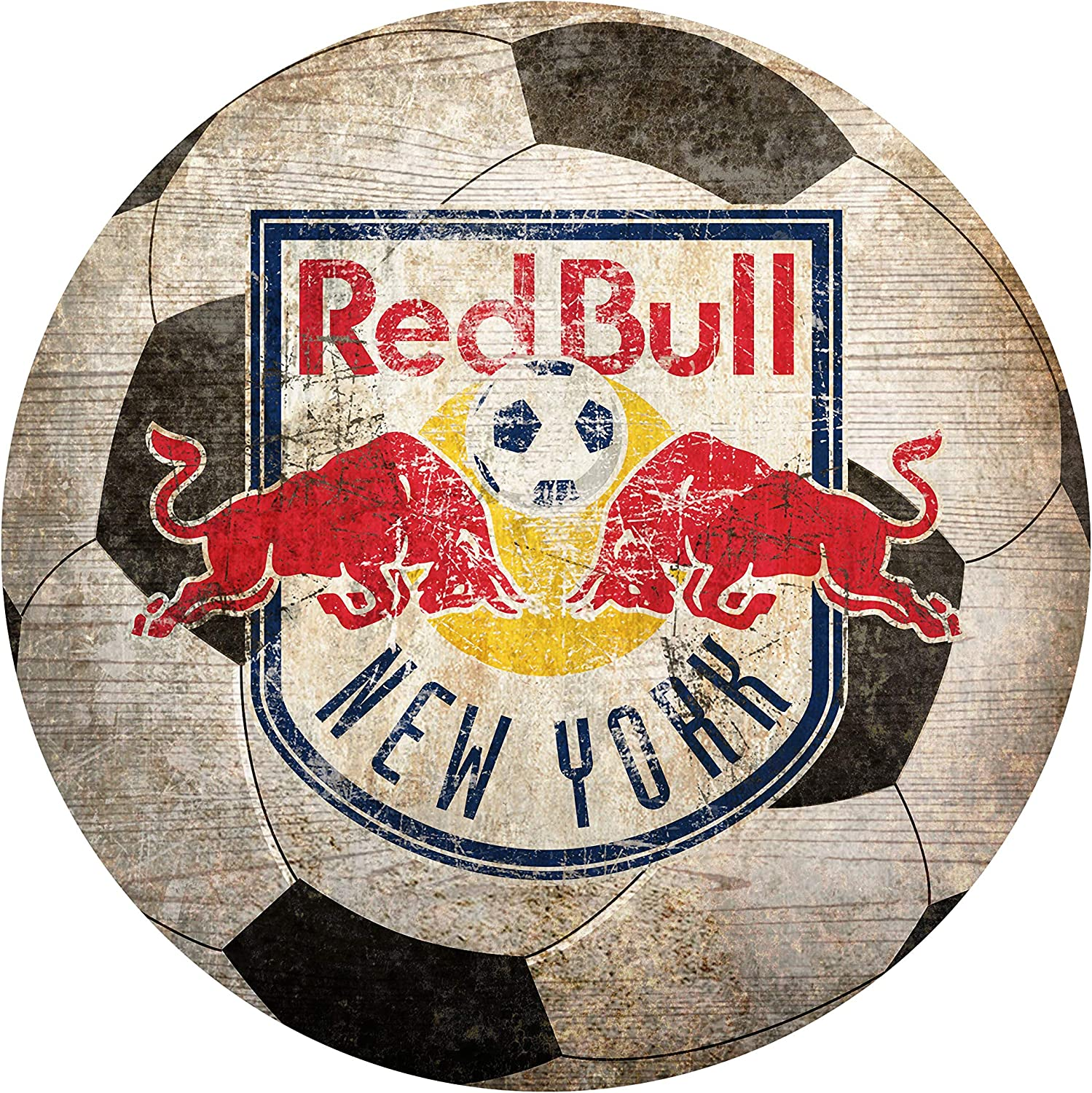 Fan Creations New York City Red Bulls 12