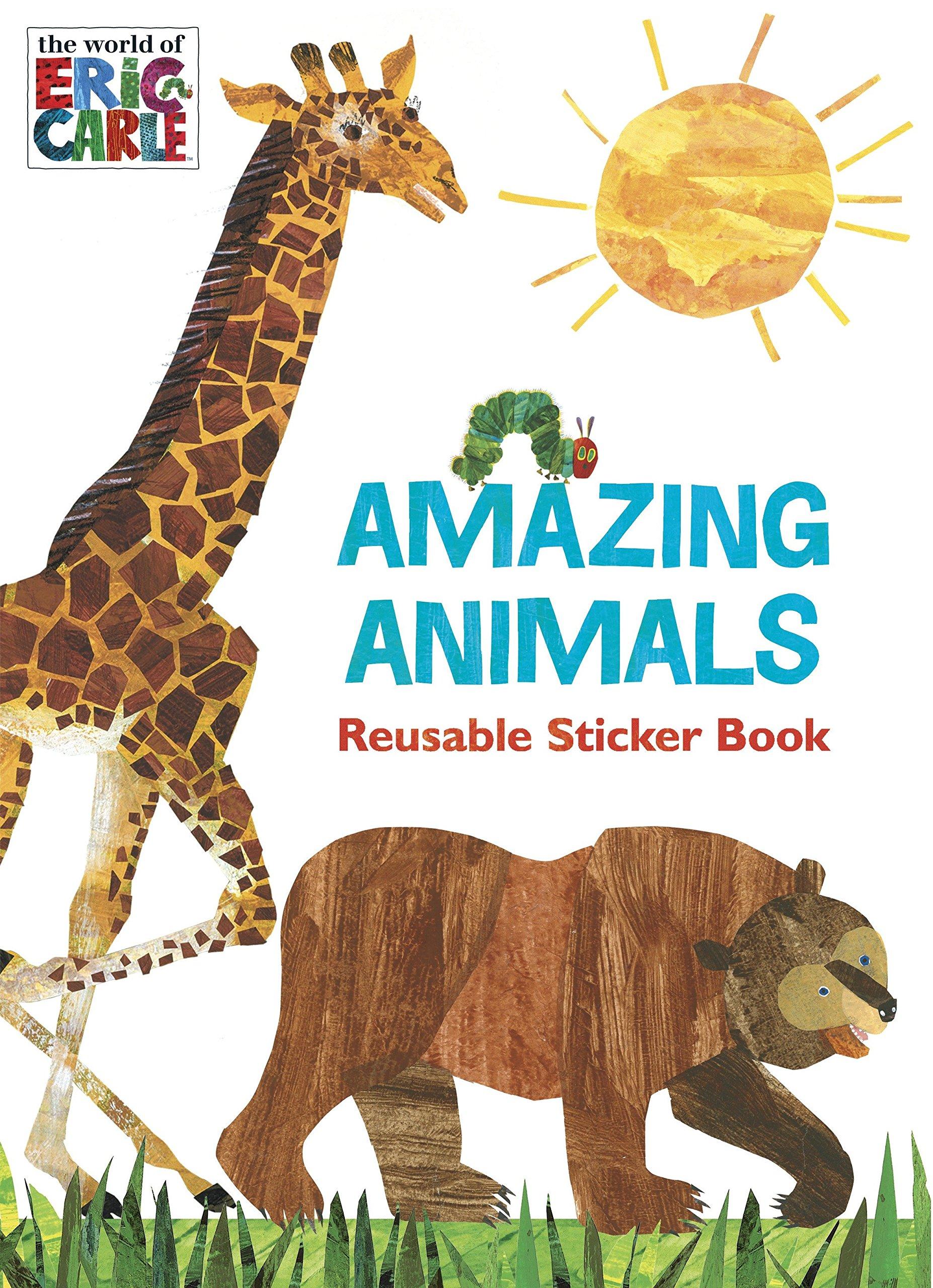 Read Online AMAZING ANIMALS PDF