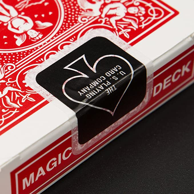 Amazon.com: Magic Deck truco de dibujos animados bicicleta ...