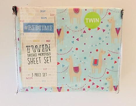 Bedtime 3-pc doble juego de sábanas llamas, Ballons, Tina Olsson sobre
