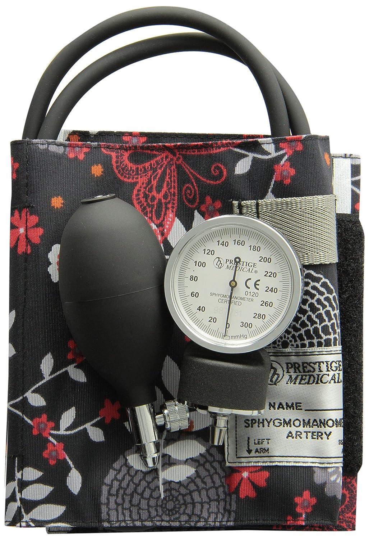Prestige Medical 882 Prestige Medical – Premium Aneroid Sphygmomanometer with Carrying Case, Night Garden