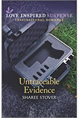 Untraceable Evidence (Love Inspired Suspense) Kindle Edition