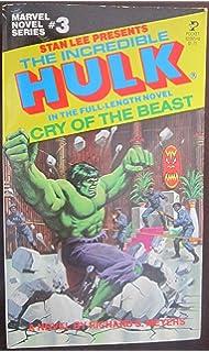 Amazon the ultimate hulk marvel comics 9780425165133 stan cry of the beast incredible hulk fandeluxe Gallery