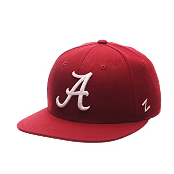 newest 4f989 a7be2 NCAA Alabama Crimson Tide Men s M15 Fitted Hat, Cardinal, Size 7