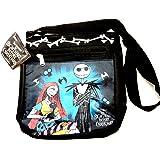 d1f177b8340 Disney Nightmare Before Christmas Jack and Sally Messenger Shoulder Bag