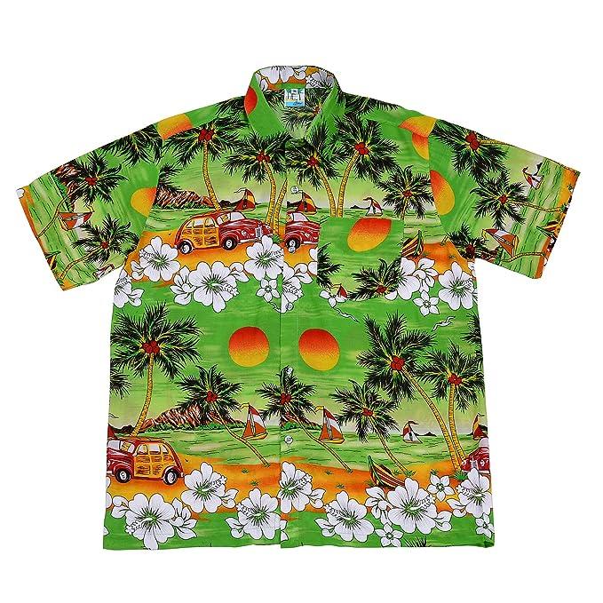 Hawaiian Shirt Stag Do Night Party fancy dress Holiday  Sizes small to xxxl