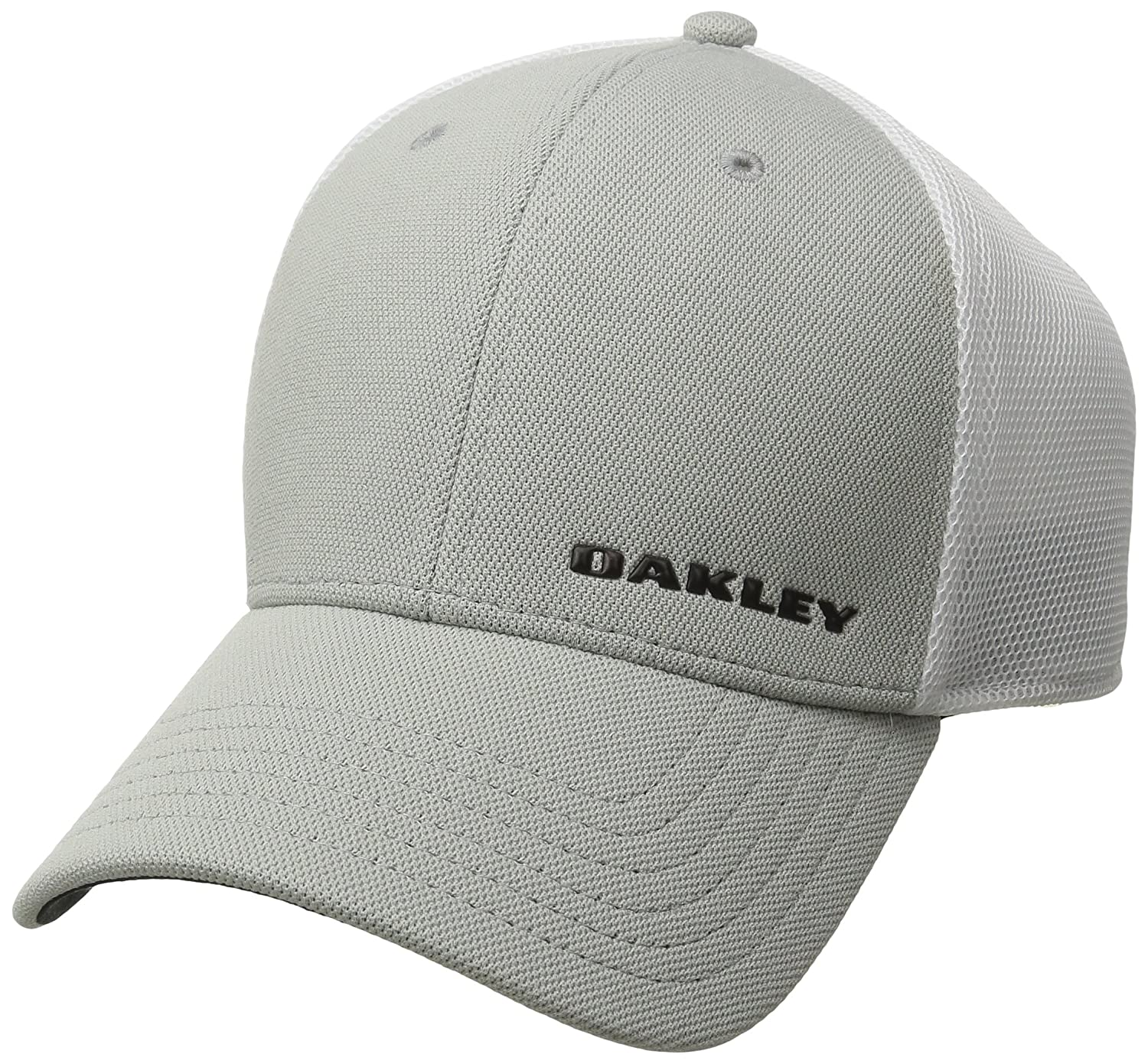 Oakley Silicon Bark Trucker 4.0 – Gorra para Hombre: Amazon.es ...