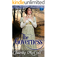 The Governess: Clean Regency Romance