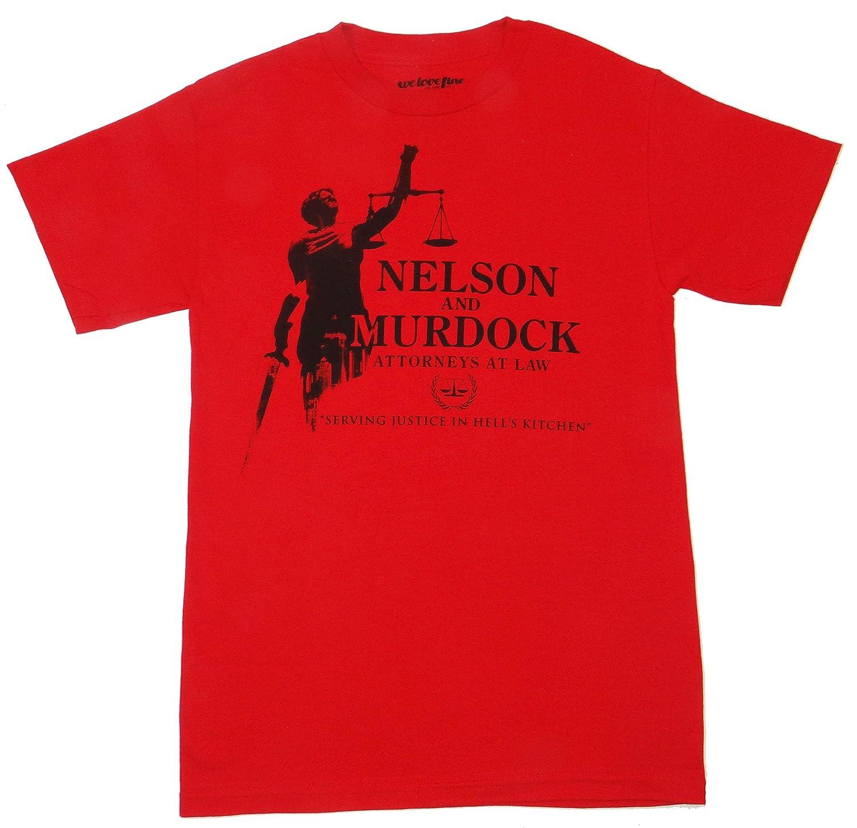 Daredevil Nelson and Murdock Attorneys T-shirt