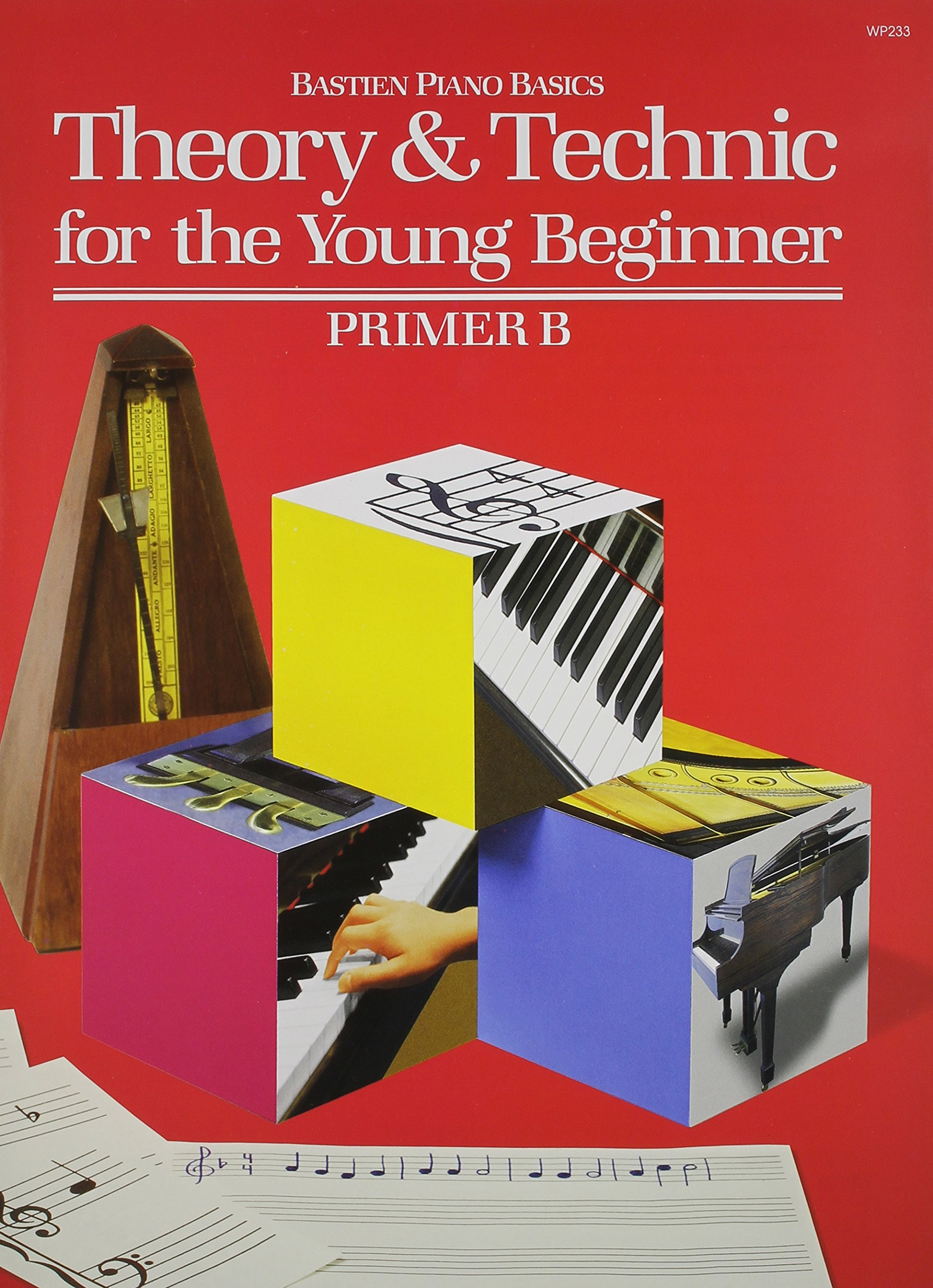 WP233 - Theory and Technic for the Young Beginner - Primer B