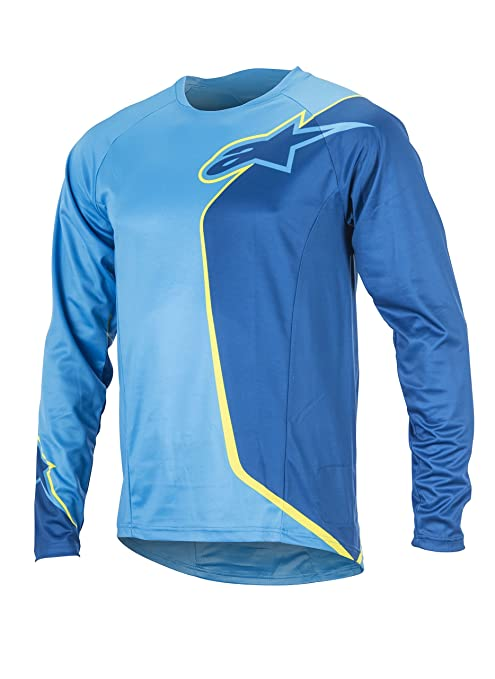 Amazon.com   Alpinestars Men s Sierra Long Sleeve Jersey 474319120