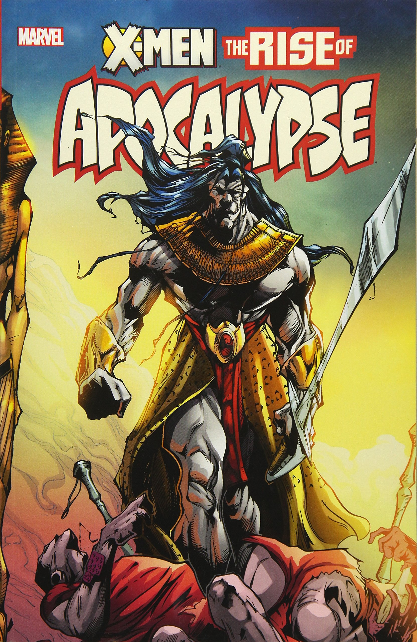 Download X-Men: The Rise of Apocalypse PDF