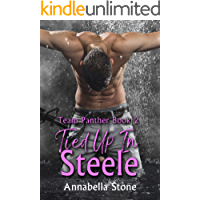 Tied Up In Steele: MM Military Suspense (Delta Force Team Panther Book 2) book cover