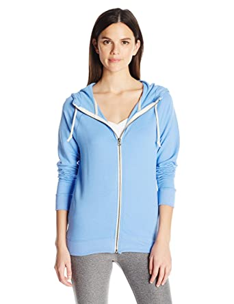 3c3c00c5695 Amazon.com  Champion Women s French Terry Full-Zip Jacket  Clothing