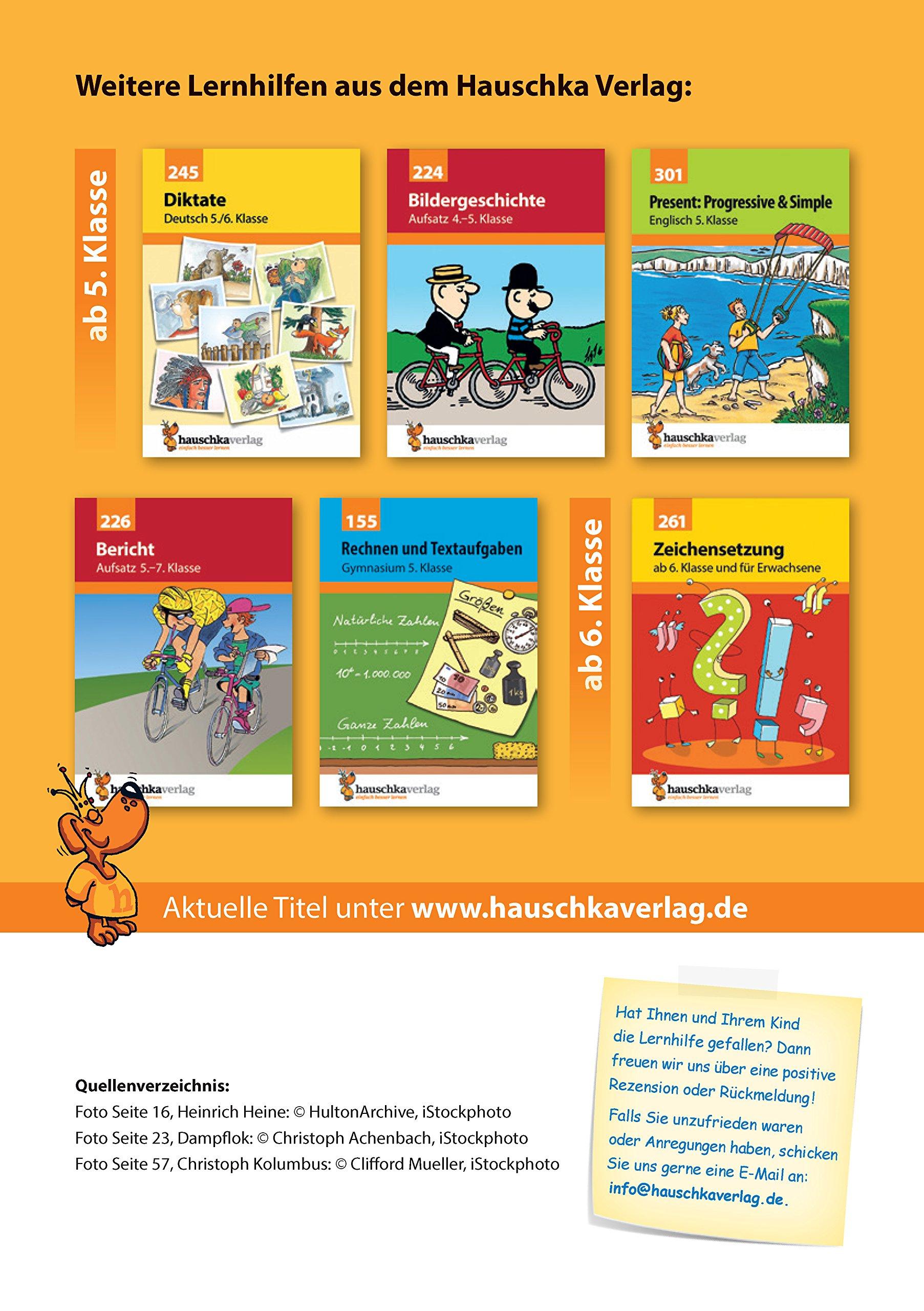 Grammatik 5. - 7. Klasse.: Amazon.de: Gerhard Widmann, Mascha Greune ...
