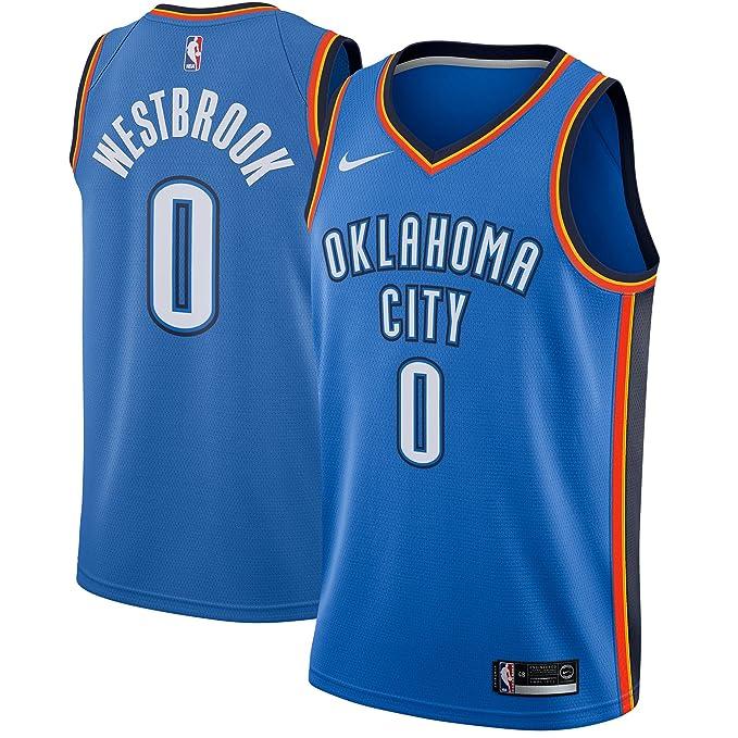 Nike OKC M Nk Swgmn JSY Road - Camiseta 2ª Equipación ...