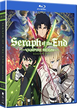 amazon com seraph of the end vampire reign season one blu ray