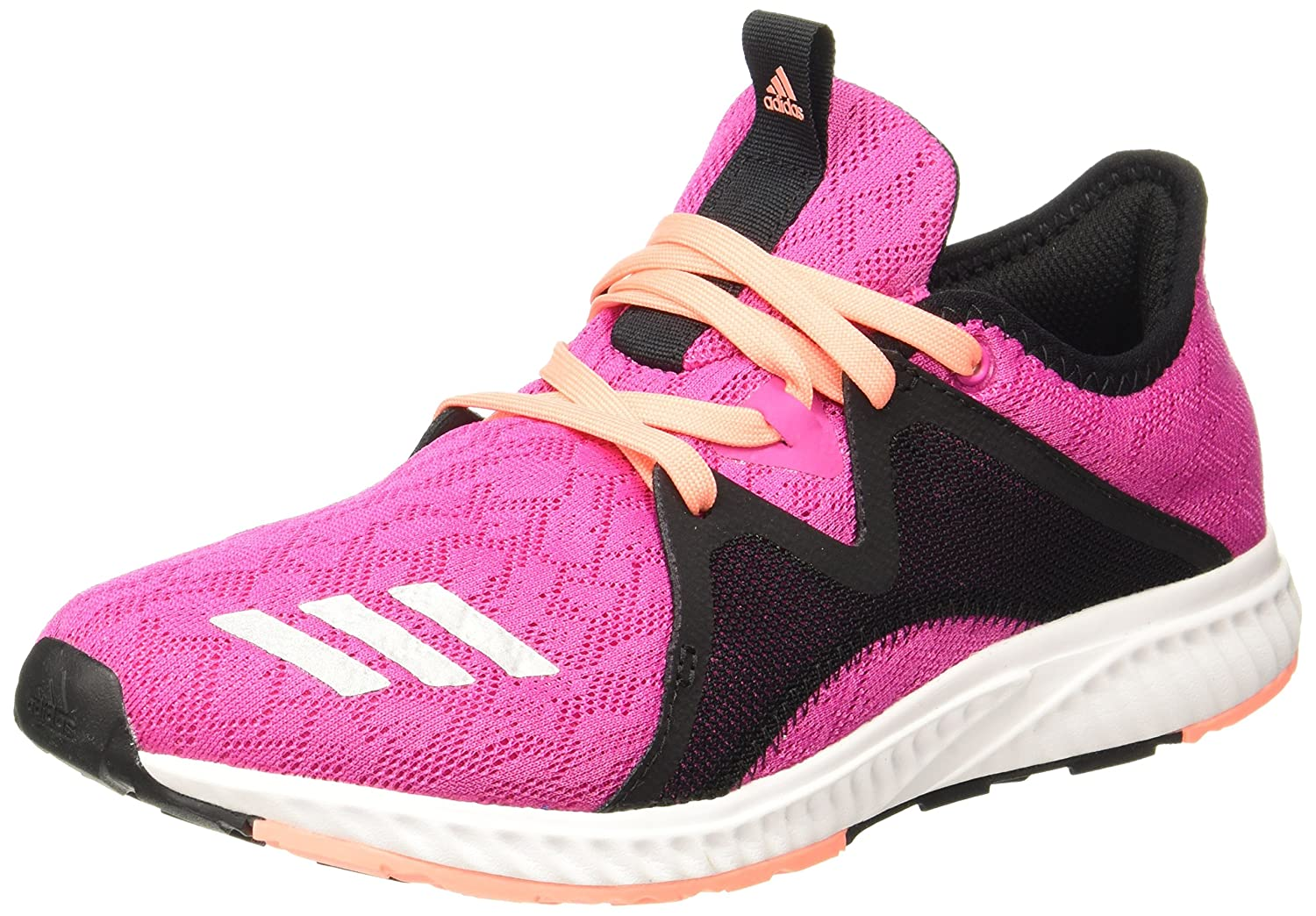 831d821e74 Adidas Women s Edge Lux 2 Bahmag Silvmt Sunglo Running Shoes - 4 UK India  (36.67 EU) (BW1428)  Amazon.in  Shoes   Handbags