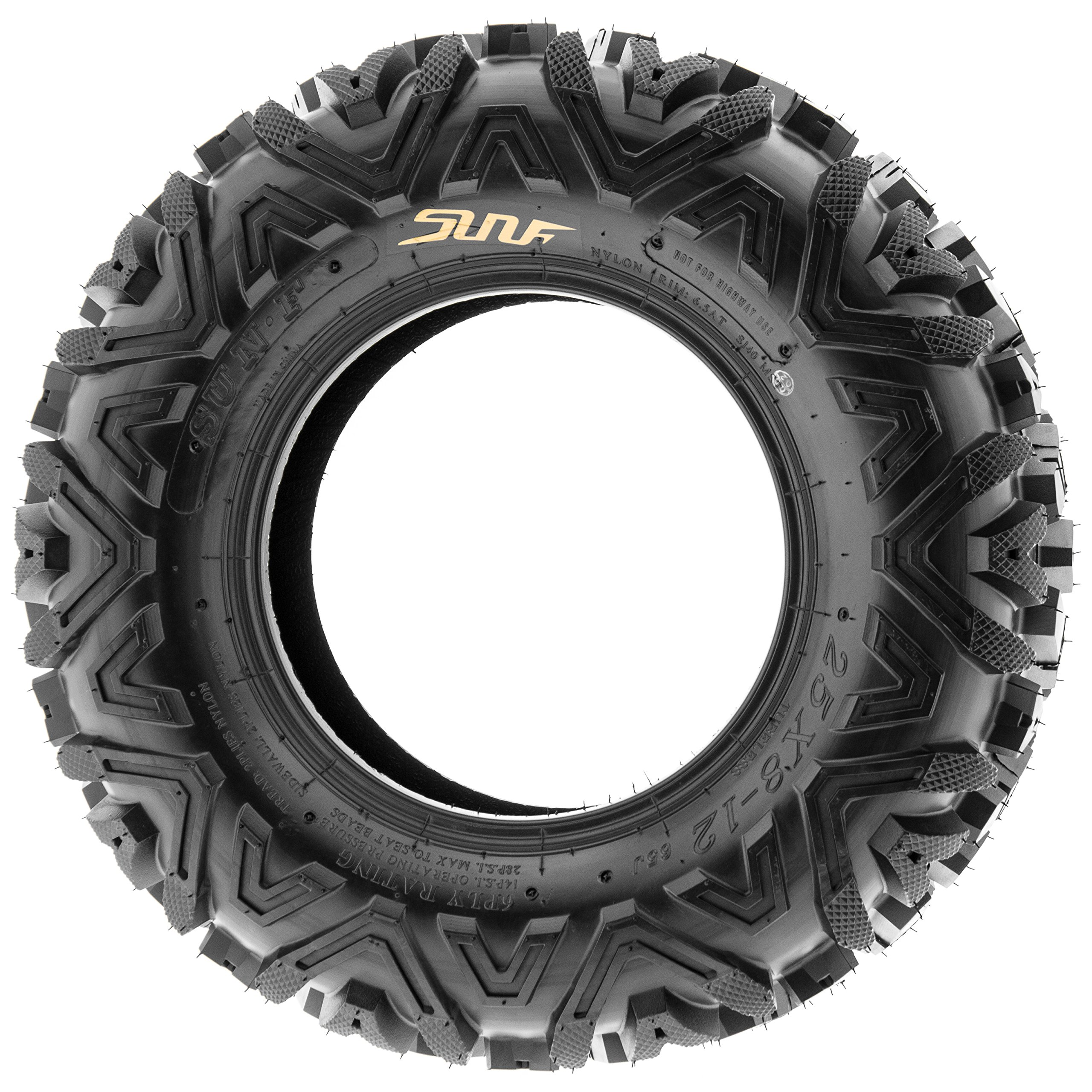SunF 29x9-14 29x9x14 ATV UTV All Terrain AT Tire 6 PR A033 (Single) by SunF (Image #6)