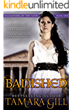 Banished (Mythological Romance) (Daughters Of The Gods Book 1) (English Edition)