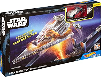 Hot Wheels Star Wars Carships Destroyer Battle Playset