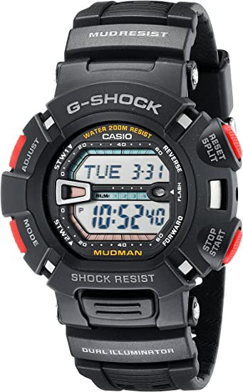 Amazon.com: Casio G-Shock G9000-1 - Reloj deportivo para ...