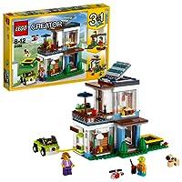 LEGO 乐高 Creator 创意百变系列 现代独栋别墅 31068 8-12岁 积木玩具
