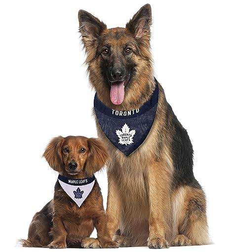 bc7e0eee2 Amazon.com   NHL Toronto Maple Leafs Bandana for Dogs   Cats