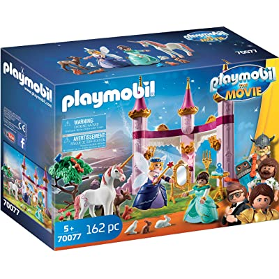 PLAYMOBIL The Movie Marla in The Fairytale Castle: Toys & Games