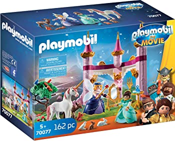 Playmobil The Movie 70077 Marla in The Fairytale Castle (2019 set)