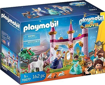 Diversión para los pequeños aficionados a la gran pantalla; PLAYMOBIL: THE MOVIE: Marla en el Palaci