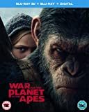 War for the Planet of the Apes [Blu-ray 3D + Blu-ray]