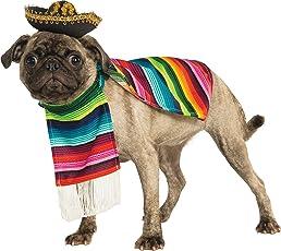Rubieu0027s Pet Costume Large Mexican Serape  sc 1 st  Amazon.com & Amazon.com: Costumes - Apparel u0026 Accessories: Pet Supplies