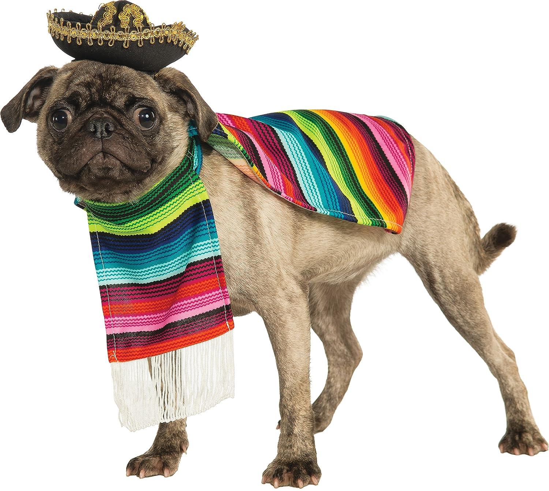 Amazon costumes apparel accessories pet supplies rubies pet costume large mexican serape solutioingenieria Images