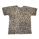 BabywearUK Leopard print T-Shirt - British Made